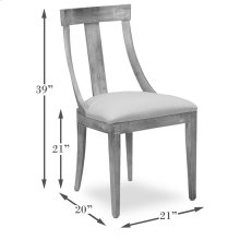 Deco Side Chair Frame