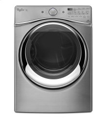 7.3 cu. ft. Duet® Front Load Gas Steam Dryer with SilentSteel™ Dryer Drum
