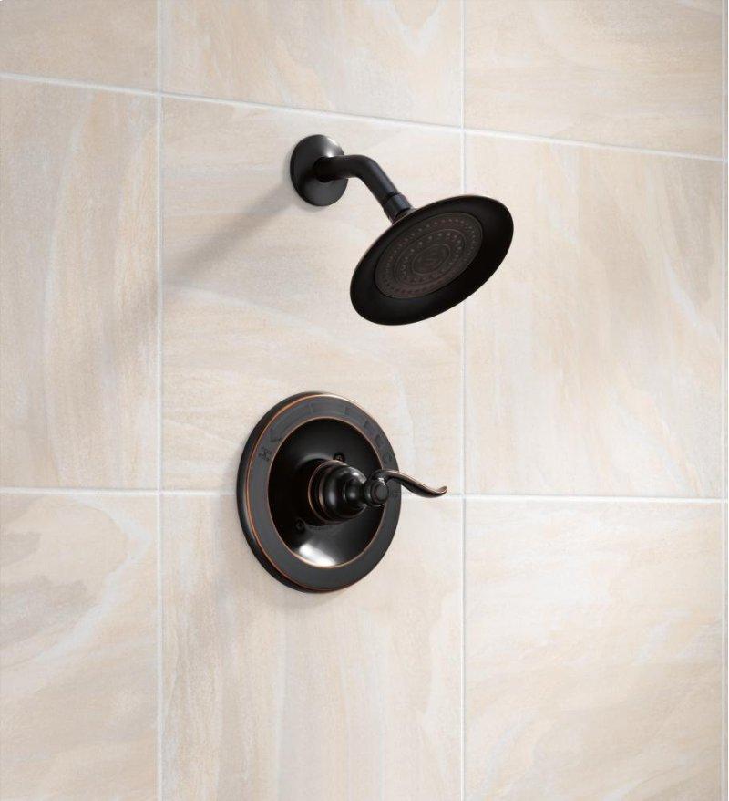 Oil Rubbed Bronze Monitor 14 Series Shower Trim