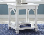 Square End Table Product Image