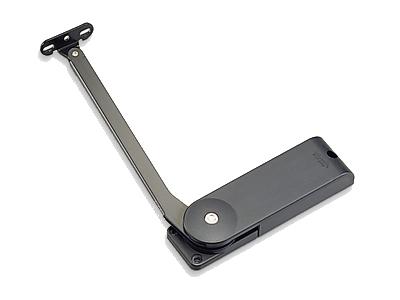 Lift-assist Hardware for Flipper Doors