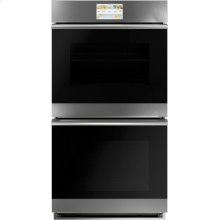"""Café 27"""" Built-In Double Electric Convection Wall Oven"""