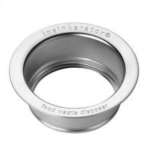 InSinkErator Sink Flange - Stainless Steel