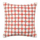 Starboard Pillow, CORAL, 22X22 Product Image
