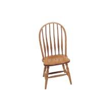 Saddle Back Chair Side
