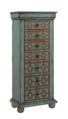 Jewelry Storage Chest Product Image