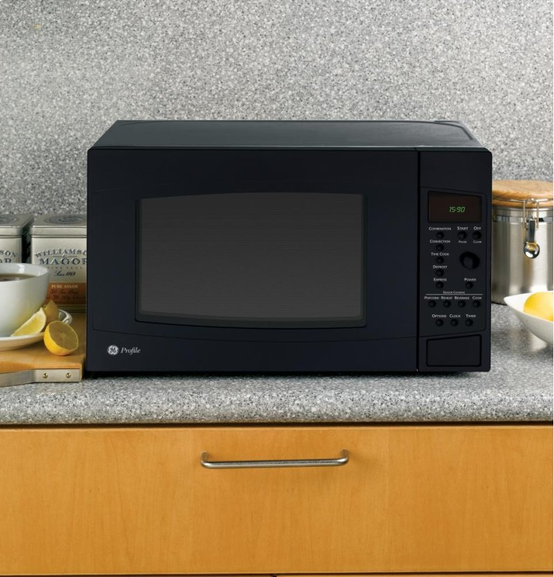 Additional Ge Profile Series 1 5 Cu Ft Countertop Convection Microwave Oven