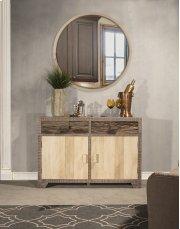 Bolero Cabinet 2 Door 2 Drawer Product Image