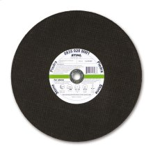 For masonry needs where an abrasive cutting wheel is the logical choice.