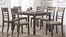 5758 Glendale Wood 7PC Dining Set