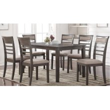 5758 Glendale Wood 7PC Dining Set
