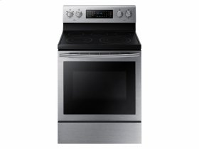 CLOSEOUT - 5.9 cu. ft. Electric Range with True Convection
