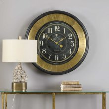 Lannaster Wall Clock
