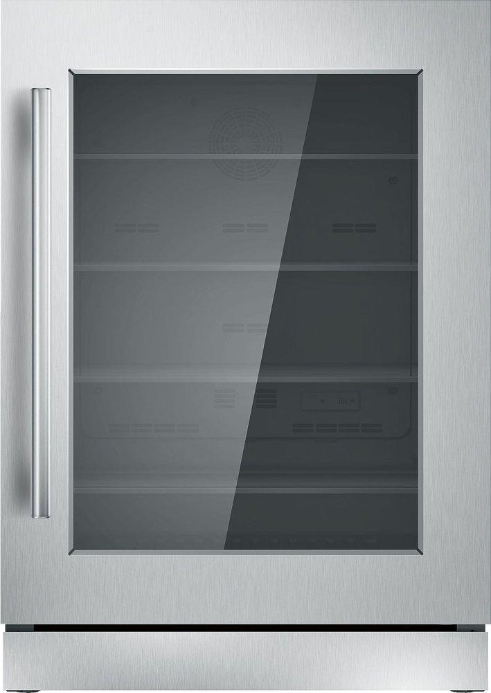 Thermador24-Inch Under-Counter Glass Door Refrigerator