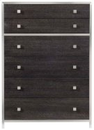 Decorage Tall Chest in Cerused Mink (380) Product Image