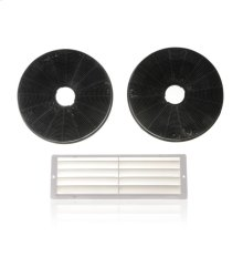 Range Hood Recirculation Kit / Replacement Charcoal Filters - Other