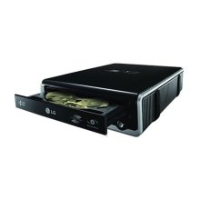 Super-Multi External 24x DVD Rewriter with SecurDisc and LightScribe