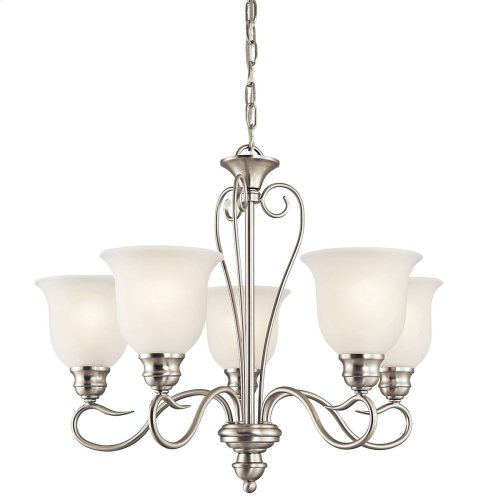 Tanglewood Collection Tanglewood 5 light Chandelier NI