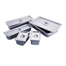 Warming Drawer Pan Set with Lids