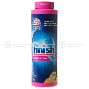 finish® Dishwasher Detergent Booster -