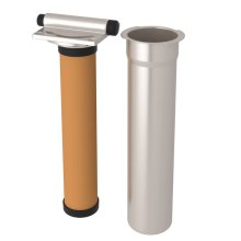 Perrin & Rowe Inline Filter System Complete With Cartridge