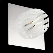 1-LIGHT WALL SCONCE - Chrome