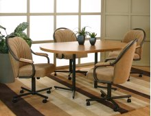 Shaw 42x60 Sunset Oak 5 PC Set