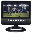 """7"""" Rechargeable LCD TV Product Image"""
