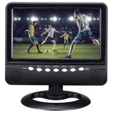 """7"""" Rechargeable LCD TV"""