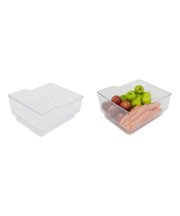 "Storage Bin - Roll Out - 15 9/16"" x 13 1/2"" x 7 1/2"" Product Image"