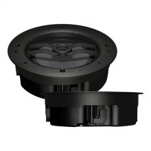 Ceiling-Mount L/C/R Slim Design Performance Loudspeaker; 7-in. 2-Way CM7SD