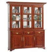 3-Door Queen Victoria Hutch & Buffet Product Image