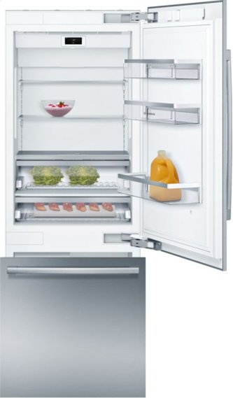 Benchmark™ Built-in Bottom Freezer Refrigerator 30'' B30BB930SS