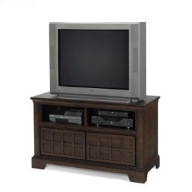 Media/TV Chest - Walnut Finish