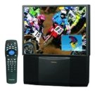"51"" Diagonal Stereo Projection Television Product Image"