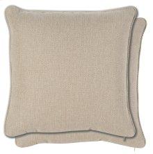 Accessories 18 Pair Sq. Welt No Pleats Pillow