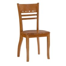 """La Grange """"Natural"""" Dining Side Chair, 17-3/4"""" Seat Height - pack 1"""