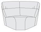 Aaron Wedge Product Image