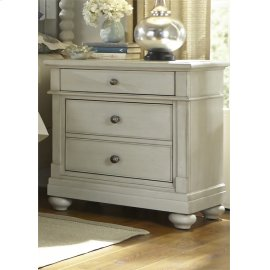 Harbor View III 2-Drawer Night Stand