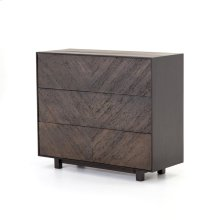 Julia 3 Drawer Dresser