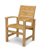 Natural Dining Arm Chair Product Image