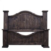 King Arched Medio Bed