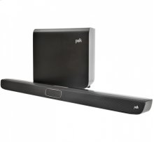 Voice Optimizing Wireless Sound Bar