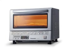 FlashXpress Toaster Oven with Double Infrared Heating - Silver- NB-G110P