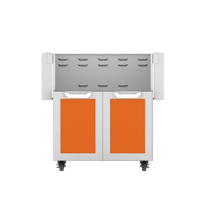 "Hestan30"" Hestan Outdoor Tower Cart with Double Doors - GCD Series - Citra"