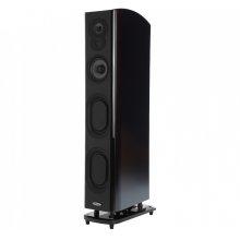 The Ultimate Floorstanding Loudspeaker in Midnight Mahogany
