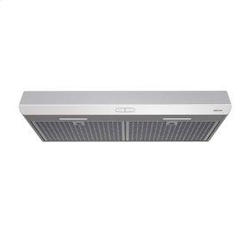 "Sahale 30"" 300 CFM 1.2 Sones Stainless Steel Range Hood ENERGY STAR® certified"