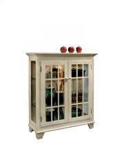98658 BARLOW TWO DOOR DISPLAY CONSOLE Product Image