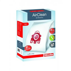 MieleAirClean 3D Efficiency FilterBags Type FJM