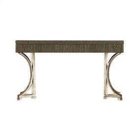 Resort Curl Tide Flip Top Table In Deck